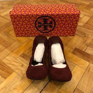 Tory Burch Edie Kid Flats